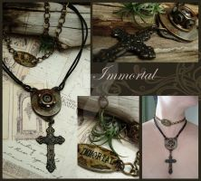 Immortal by luthien27