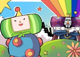 Katamari Damacy by raina0918