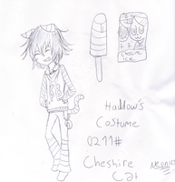 Hallows costumes number 0211 by Neonmoon133