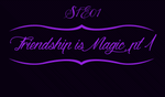S1E01, Friendship is Magic, Pt. 1 -- Deleted Scene by The-Linker