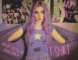 DIY Lumpy Space Princess T-shirt! by Cuilwarthien666