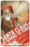Santa Claus is coming to town by Briansbigideas