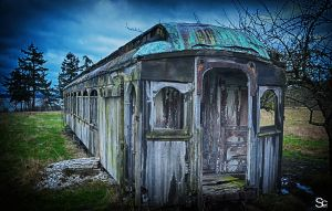Train to no where by ShannonCPhotography