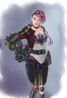 Vi by OmGMaX