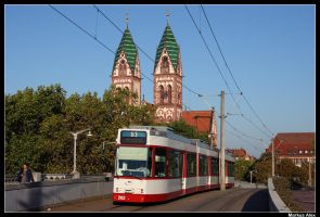 Good Morning Freiburg Reloaded by TramwayPhotography