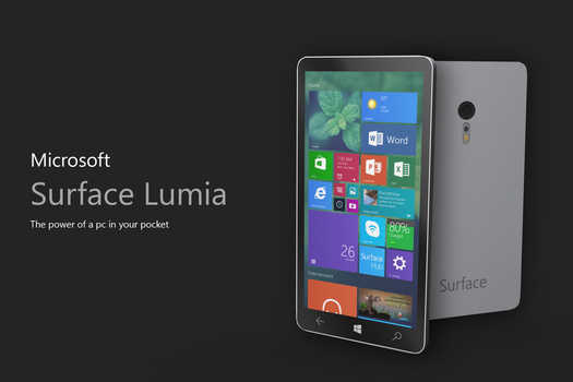 Surface Lumia Concept by link6155