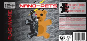 Nano-Pets Label by Flash321
