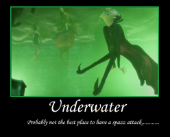 Underwater by Fensy