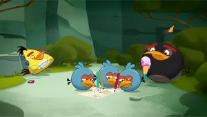 A life of Angry Birds by Fizzle-Knight