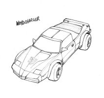 Windcharger car mode by Whelljeck