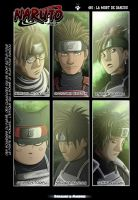Naruto page 1 chap 481 with Dj by Amandine-f