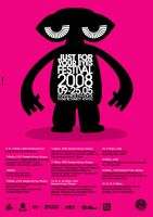 Just for your eyes Festival by PoorDesigners