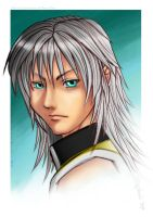 The Return of Riku by riotfaerie