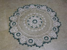 Renaissance Doily by JeffrettaLyn