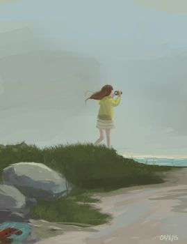 Daily Spitpaint 04 by Postic