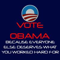 VOTE NObama by gaaraowns