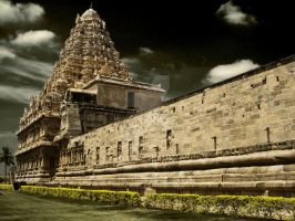 The Temple by crazymahesh111