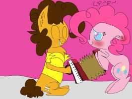 Request for WeirdalPolkapower by CheeseAccordion