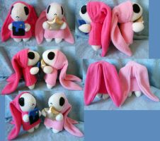Atashi + Anata (Chobits, up for sale) by Rens-twin