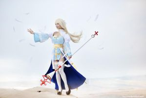Ragnarok Online - Arch Bishop by vaxzone