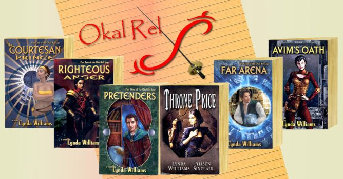 Okal Rel-Books Banner by JelloDVDs