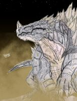 Anguirus (Legendary Era) by AVGK04