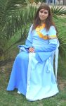 COSPLAY Beatrice queen outfit 3 by Beatrice-Dragon-Team