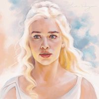 Daenerys Targeryen by ImperfectSoul