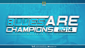 BLUES ARE CHAMPIONS by Meridiann