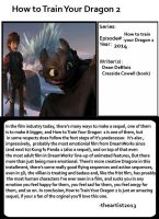 1001 animations- How to Train your Dragon 2 by thearist2013