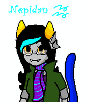 Nepidan TrollOC by Honey-PawStep