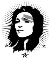 American Life Madonna by Giotronic
