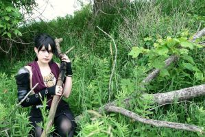 Morrigan in the Wilds - 3 by LadySiha