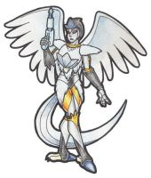 Beast Wars - Articuno by Rose-Hunter