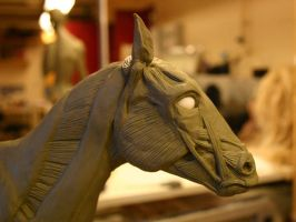 Horse Ecorche - Day 11 by aerie-