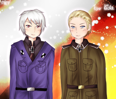 Prussia and Germany by crinuyi