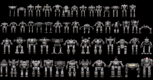 Inner Sphere Mechs Update by FJ4