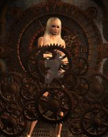 A Cog In the Machine by TheLordSandman