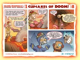 Cupcakes of DOOM part 8 by raisegrate