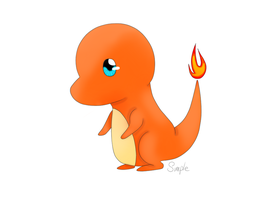 Charmander :3 by Simple-Sin
