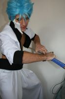 PREVIEW GRIMMJOW COSPLAY by SenninUzumaki