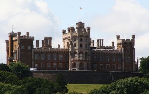 Belvoir Castle 1 - Stock by OghamMoon