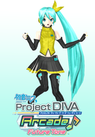 PDAFT Vocal Miku by Mikudaven