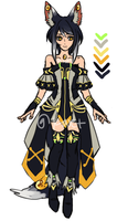 Aretes Adoptables Auction 4 Closed by Kaiet
