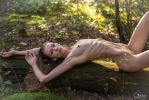 Eleonora in the woods by Czaba57