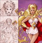 She-Ra by Franchesco
