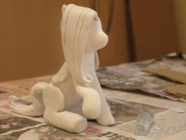 Another Fluttershy WIP by RetardedDogProductns