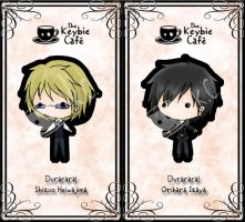 durarara keybies by silverei