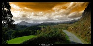 Snowdonia by mortimea