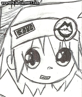 Soul Eater Doodles 3 by wow1076